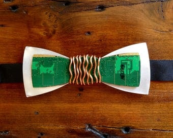 Circuit Board and Copper Bow Tie