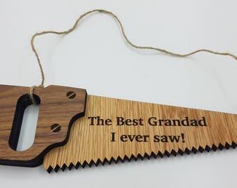 The Best Grandad I Ever Saw