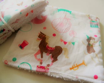 Wipes washable circus