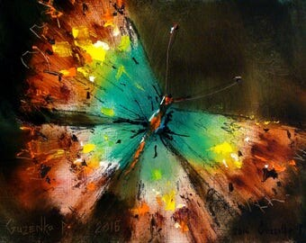 Pavel Guzenko - The Green Butterfly