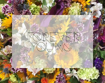 FOREVER YOUNG by J.WOLF
