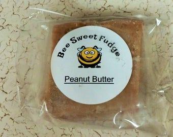 1/4 LB Peanut Butter Fudge
