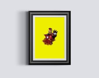 The Marvel Range - Iron Man