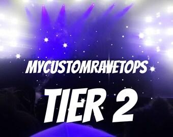 Custom Tops Tier 2
