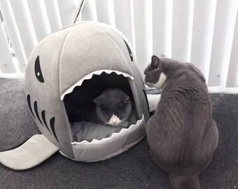 Shark Cat Cave
