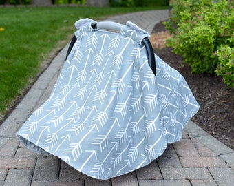 Baby Car Seat Cover, Car Seat Canopy, Infant Car Seat Cover