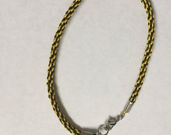 Kumihimo Braided Bracelet/Anklet