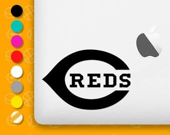 cincinnati reds, cincinnati, reds decal, reds baseball, reds sticker, reds vinyl, cincinnati decal, cincinnati sticker, cincinnati vinyl
