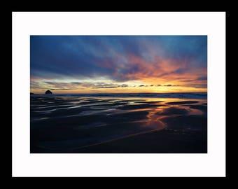 Tierra Del Mar Sunset