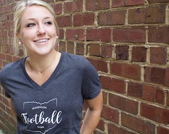 Woman's Massillon Football T-Shirt