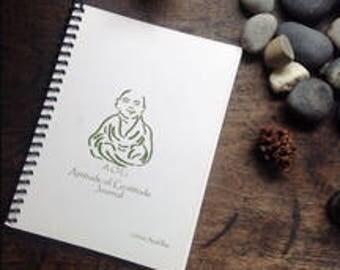 AOG Journal by Green Buddha
