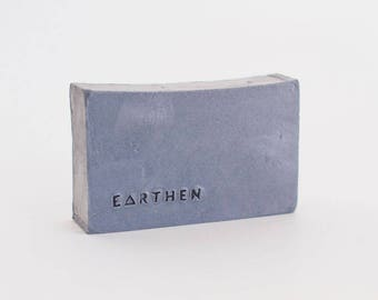 Obsidian Goat Milk Soap with Activated Charcoal
