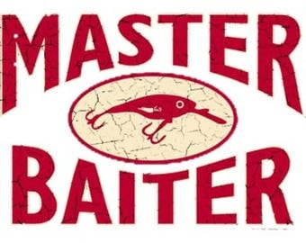 Master Baiter Fishing Shirt New Various Sizes and Colors Available