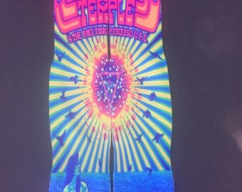 Acid Mother Temple Japanese Psychedelic Trip Rock Socks