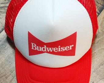 Budweiser Trucker