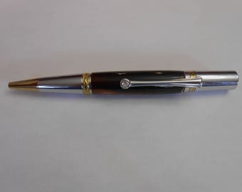 Handmade Majestic Squire twist pen