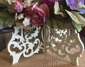 Table, Decorative table, Fretwork, Fret work, Small table