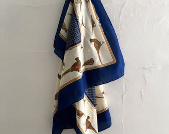 Vintage 70's  Gina Ruccini Scarf