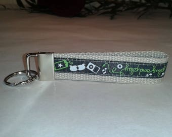 Key chain strap, Keychain, birthday gift