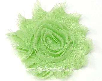 SALE mint green hair bow, mint green bow, mint green hair clip, toddler hairbow, dollar hair bow, dollar hair clip