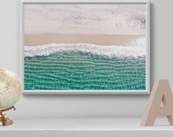 Beach bedroom decor | Etsy