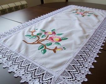 Wasillia Soft Flower Cloth