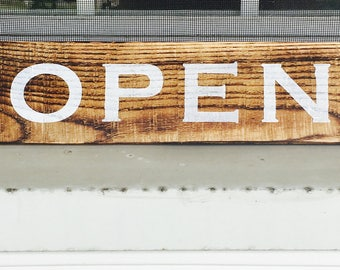 Open Close Sign Etsy