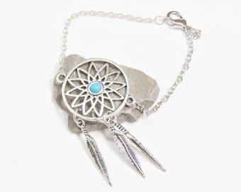 Selena dreamcatcher Bohemian fashion bracelet