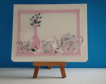 """CHALLENGE OF THE MONTH OF JULY 2015 """"SHABBY CHIC"""""""
