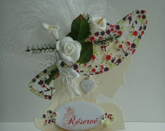 Kit brand Lavender room for your wedding to make you even easel (easel sold)