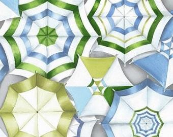 Fabric, 280 cm L, beach umbrella, sea, Thévenon