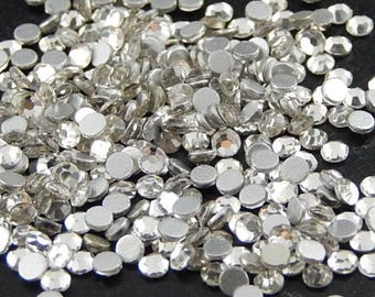 Rhinestone diamond 1.9 100 / 2mm diameter