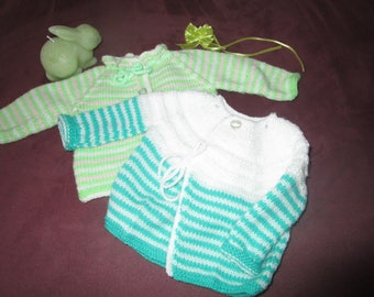 set of two bras birth and premature