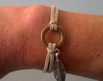 Set necklace + bracelet
