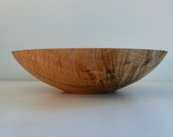 Quilted Sycamore Bowl