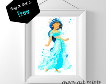 Disney Princess Wall Decor princess wall decor | etsy