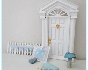 Fairy, Pixie or milk teeth mouse door