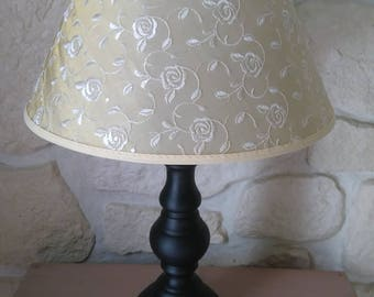 table lamp weathered old