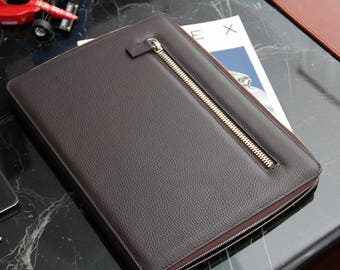 Documents holder- Brown