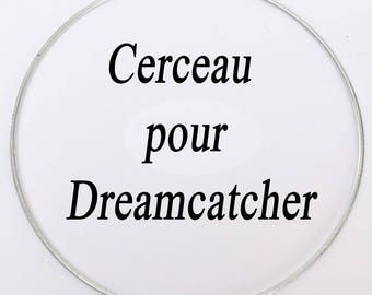 3.3 cm 1 Dreamcatcher making metal hoop