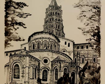 Toulouse-Wilson Basilica