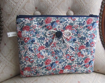 Kit liberty, zippered and lined