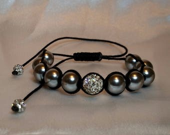 Beaded Hand-knotted Bracelets