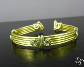 "Bracelet ""Andreas"" ancient Greece inspiration"