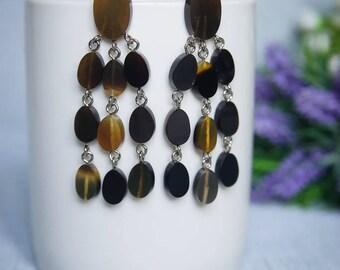 LIMITED EDITION!!! Buffalo Horn Earrings Horn Earrings Horn Jewelry Horn Accessories TA 26019