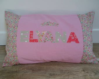 "Personalized pillow ""Elyana"""