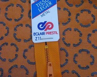 Zipper metal Z11, 20CM, neck 1176
