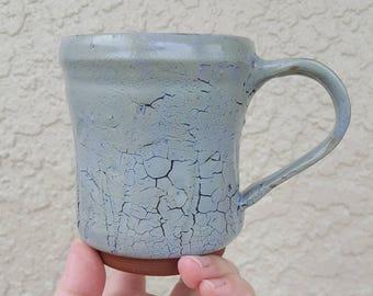 DISCOUNTED Volcanic ash pottery mug