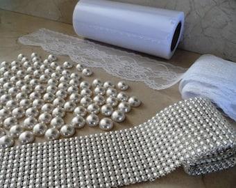 1 wedding christening basket making kit
