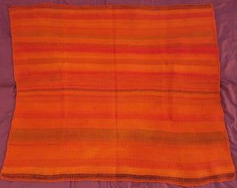 Peruvian Indian Blanket Weave